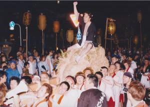 菖蒲湯祭り