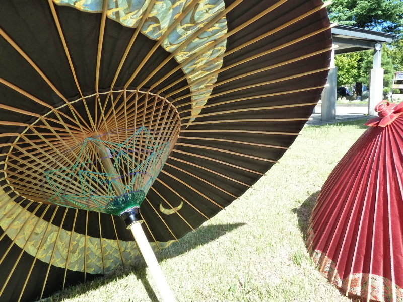 江戸時代 金沢和傘